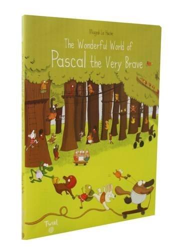 Best Chronicle Books Child Books - Twirl Wonderful World of Pascal The