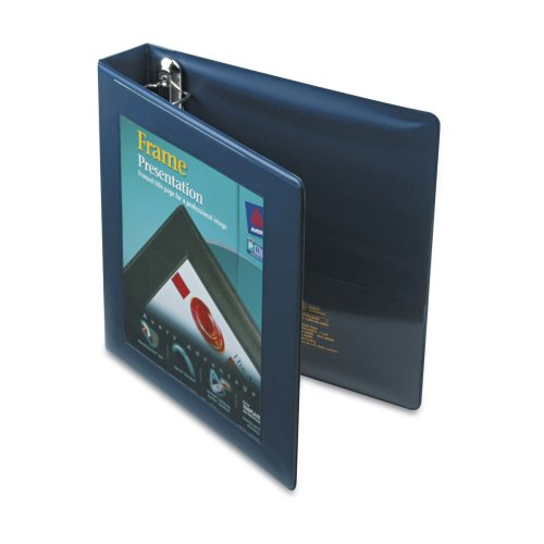 Avery Framed View Binder Touch