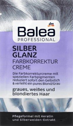 Amazoncom Balea Professional Color Correction Cream Silver Gloss