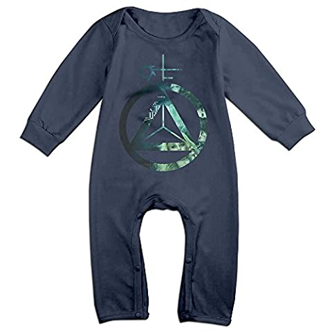 The Secret Circle Baby Cool Climbing Clothes Navy (Saturn By Meade)