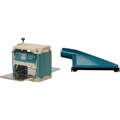 Makita 2012NB 12-Inch Planer with Interna-Lok Automated Head Clamp with Dust Collector Hood