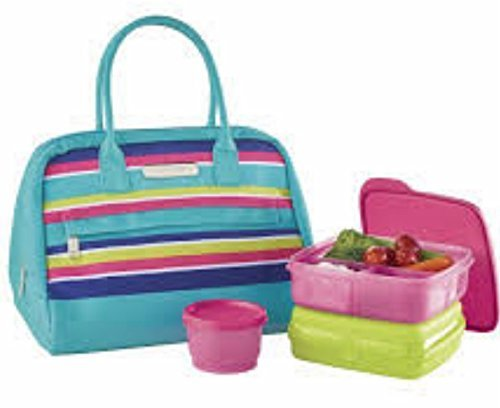 Tupperware Lunch Bag Set Summer Jam