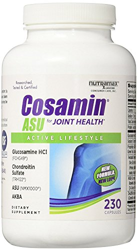 Nutramax Cosamin ASU Advance formula, 200 Count (Formula Asu Cosamin Advanced)