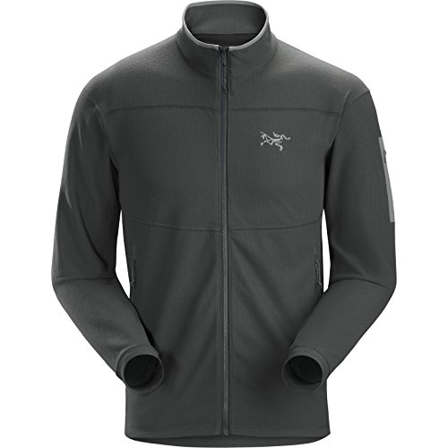 Arcteryx Jacket Fleece - ARC'TERYX Delta LT Jacket Men's (Pilot, X-Large)