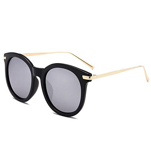 Gafas Negra Nuevas gafas technolog Gafas Película Mercurio de Caja gafas gafas qbling Gafas Vintage exterior 2018 Et7wEqY
