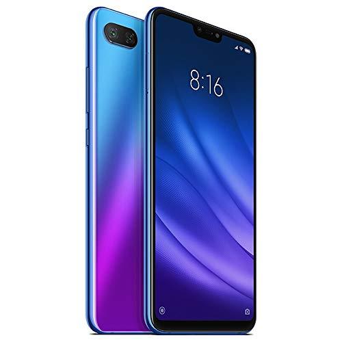 Celular Xiaomi Mi 8 Lite Aurora Blue 128Gb 6Gb Ram