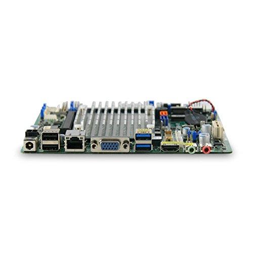 ASRock IMB-151N Intel Celeron N2930 Fanless Industrial Mini-ITX Board w/ Power by ASRock (Image #3)