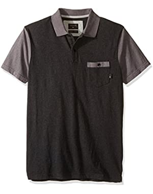 Men's Baysic Polo Shirt