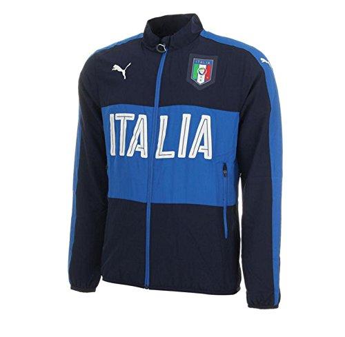 2016-2017 Italy Puma Woven Jacket (Navy)
