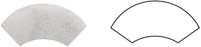 Italian Carrara White Marble HONED 1 X 12 Quarter-Round Trim Liner Tile 1 Piece