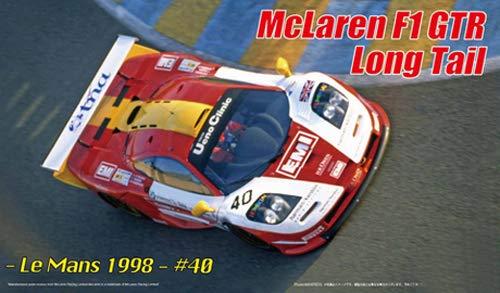 Fujimi RS-250 McLaren F1 GTR Long Tail Le Mans 1998#40 DX 1/24 Scale kit