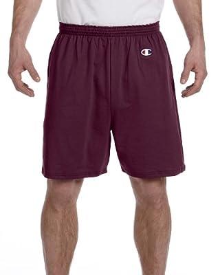 Champion Men's Elastic Waistband Jersey Short