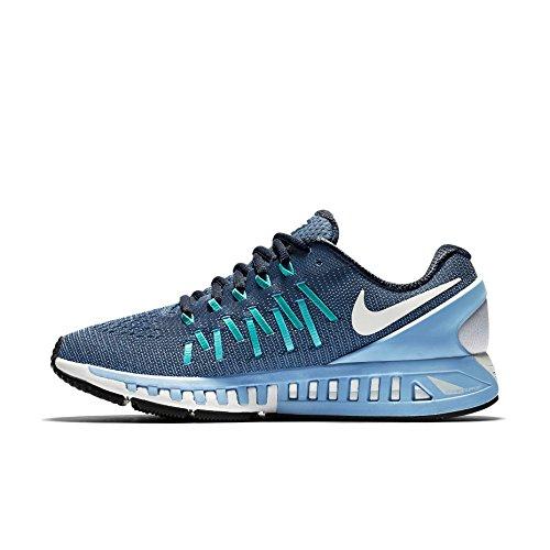 Femme Bleu de Chaussures 844546 Nike 401 Trail wYXq8t