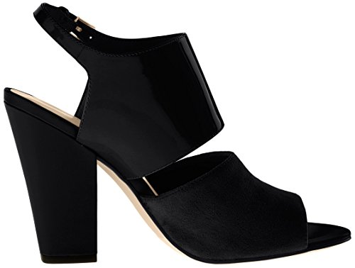 Nine West Women's Oresah Synthetic Dress Sandal Black KImU3KJltp