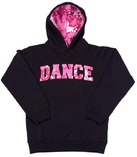 Lizatards Hawaiian Style Dance Sweatshirt Hoodie