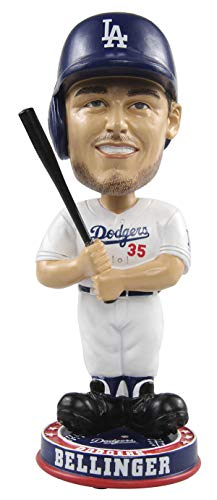 FOCO Cody Bellinger LA Dodgers Bobblehead Knuckleheads LE /144 ()