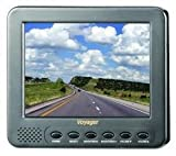 """Voyager AOM562A Observation Monitor 5.6"""" LCD; High performance 5.6"""" color TFT LCD panel; Built-in speaker; Front controls; Compatible with all Voyager NTSC cameras; Monitor Dimensions 5-7/8""""W x 5-1/4""""H x 1-1/4""""D; UPC Code 681787014666"""