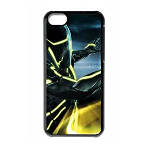 tron evolution game iPhone 5c Cell Phone Case Black gift zhm004-9256562