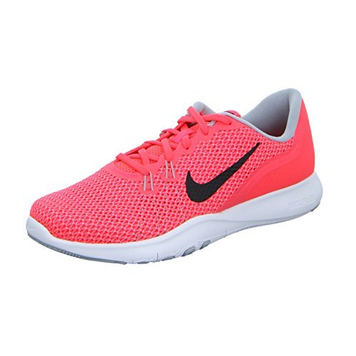 65089cd109b8 Galleon - NIKE WOMENS W NIKE FLEX TRAINER 7 SOLAR RED BLACK HOT PUNCH SIZE  10