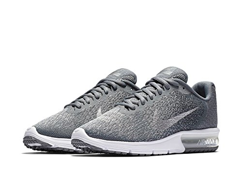 dark Gris wolf Grey Pour Baskets Grey Silver metallic Cool Femme Nike Mode Grey 60aCqA