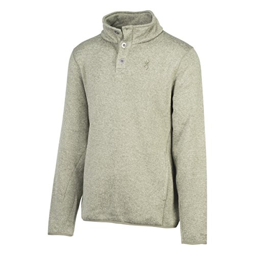 Browning Men's Gilson Sweater Green X-Large