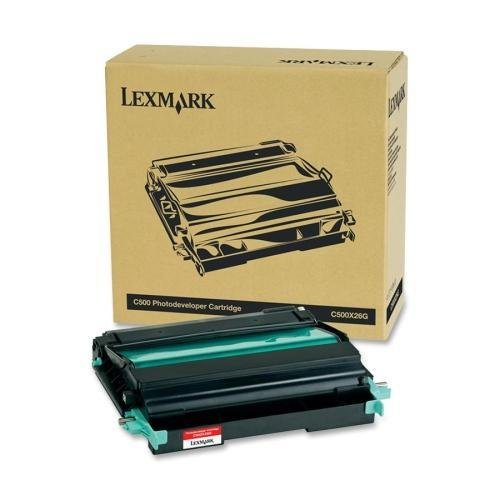 C500X26G Lexmark Photo Developer Cartridge For C500 and C500n Printer - 120000 Image