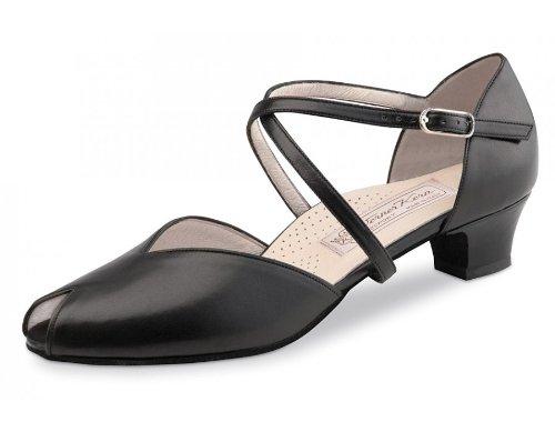 Werner Kern Women's Rachel - 1 1/2'' (3.4 cm) Thick Heel, Comfort Line, 10 M US (7 UK)