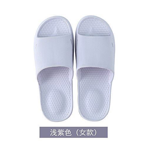 shoes colour Lilac soft soles home antiskid swimming shower massage pool YMFIE Ladies' shoes foam sandals bathroom YRwqZnPx6