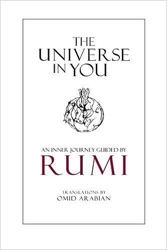 RUMI AND MODERN SCIENTIFIC VIEWS