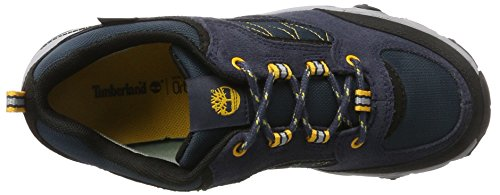 Timberland Kids Ossipee Goretex Waterproof Oxford, Blau (Outerspace), 38 EU