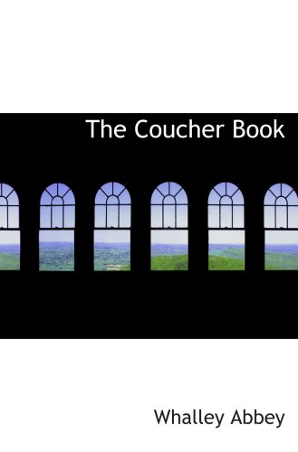 The Coucher Book