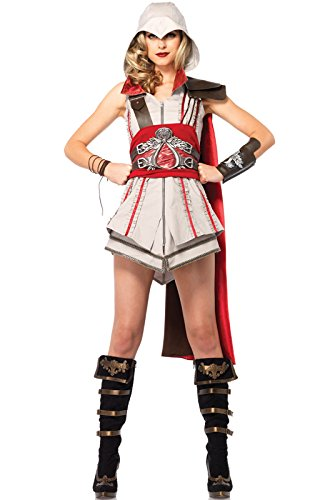 Leg Avenue Women's Assassin's Creed Ezio Costume]()