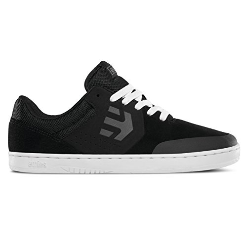 Etnies Mens Marana Shoes Footwear Black/White/Grey 8