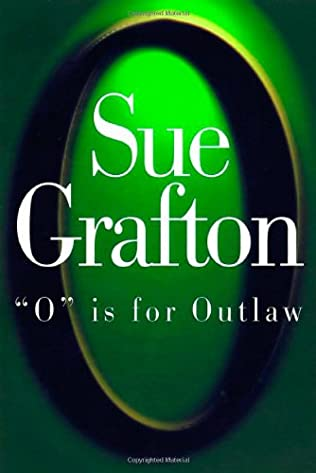 book cover of O Is for Outlaw