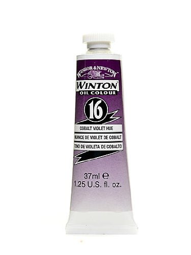 - Winsor & Newton Winton Oil Colours 37 ml cobalt violet hue 16 [PACK OF 3 ]