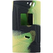Smok Alien 220W Protective Gel Skin Case Cover Sleeve Wrap Fits 220 Watt Smoktech Alien 220 (Camo)