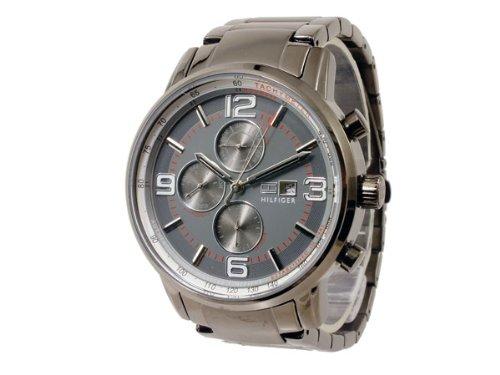 トミー ヒルフィガー TOMMY HILFIGER クオーツ メンズ 腕時計 1710339[逆輸入品][t-1] B07F8LJCT8