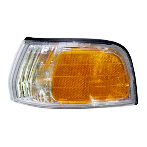 93 Honda Accord Corner (1992-1993 Honda Accord Corner Park Light Turn Signal Marker Lamp Left Driver Side (92 93))