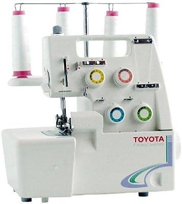 Toyota - Máquina de Coser SL3304: Amazon.es: Hogar