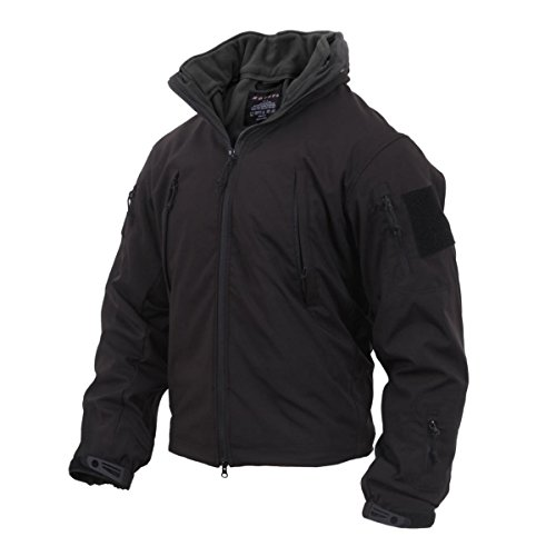 Rothco 3-in-1 Spec Ops Soft Shell Jacket, (Motion Soft Shell Jacket)