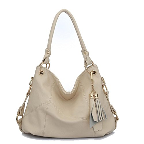 Songyunyaneurope And Stitching Leather Ladies Hand/slung/shoulder Bag Meters White 139