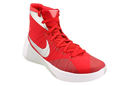 huge selection of 931aa ab01b Nike Mens Hyperdunk 2015 TB Basketball Shoes University Red Bright Crimson White  749645-