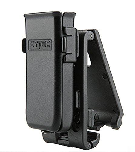 Tactical Scorpion Modular Polymer Universal 9mm.40.45 Magazine Pouch