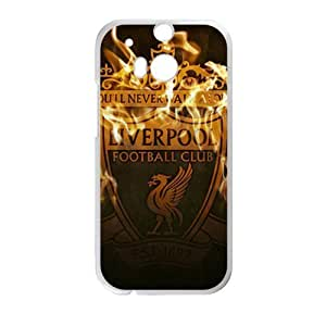 Liverpool Cell Phone Case for HTC One M8
