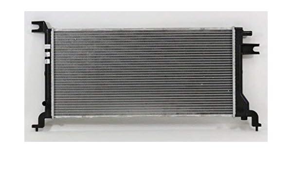 Radiator Assembly Fit 07-11 Nissan Altima Hybrid 2.5L L4  All-Aluminum 2-Row