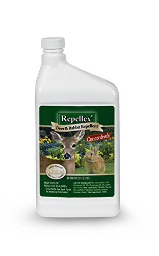 Repellex Deer & Rabbit Repellent Original Concentrate (Repellent Repellex Deer)
