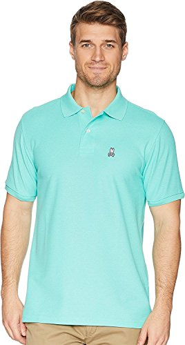 (Psycho Bunny Men's Classic Polo Fashion Colors Florida XX-Large)