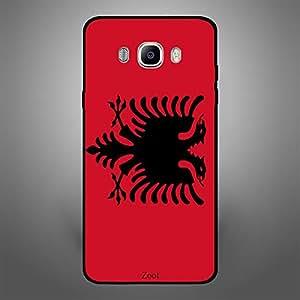Samsung Galaxy J7 2016 Albania Flag