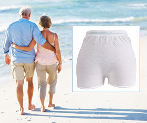 XXX-Large, 20pcs Carer Unisex Maternity or Incontinence Underwear Disposable Panties Briefs