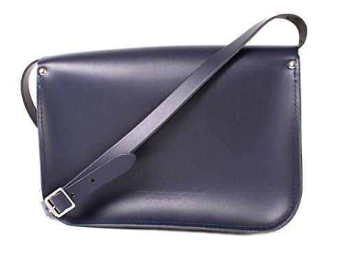 Mujer Satchel Bolso Estilo Shop Oxbridge Cartera Small Para Azul PwgRqg